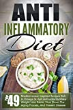 Best Omega3s - Anti Inflammatory Diet: Top 49 Mediterranean Inspired Recipes Review