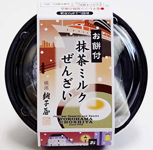 横濱銚子屋抹茶ミルクぜんざい12個セット