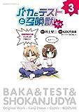バカとテストと召喚獣ぢゃ(3)<バカとテストと召喚獣ぢゃ> (角川コミックス・エース)