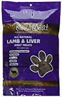 Canz Real Meat JERKY Healthy Cat Dog Reward Treats LAMB LIVER 12 oz