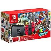 Nintendo Switch スーパーマリオ オデッセイセット 【Amazon.co.jp限定】オ...
