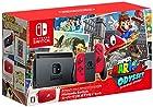 Nintendo Switch スーパーマリオ オデッセイセット [Amazon.co.jp限定]オリジナルラゲッジタグ 付