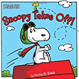 PEANUTS SNOOPY TAKES OFF