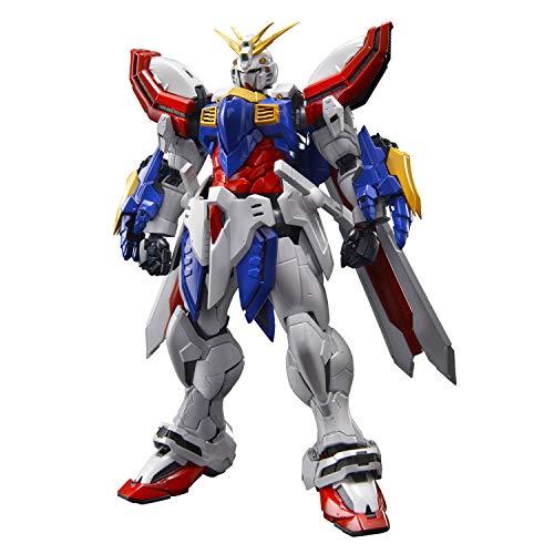 ハイレゾリューションモデル 機動武闘伝Gガンダム ゴッドガンダム 1/100スケール 色分け済みプラモデル