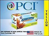 プレミアム互換機Inc。互換トナーカートリッジ交換HP 95p6499(イエロー)