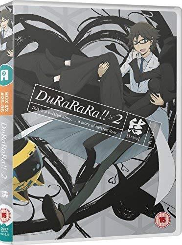 デュラララ!!×2 結 (第2期) コンプリート DVD-BOX (全12話, 275分) 成田良悟 アニメ [DVD] [Import] [P...
