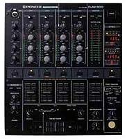 パイオニア プロフェッショナル用DJミキサー DJM-500