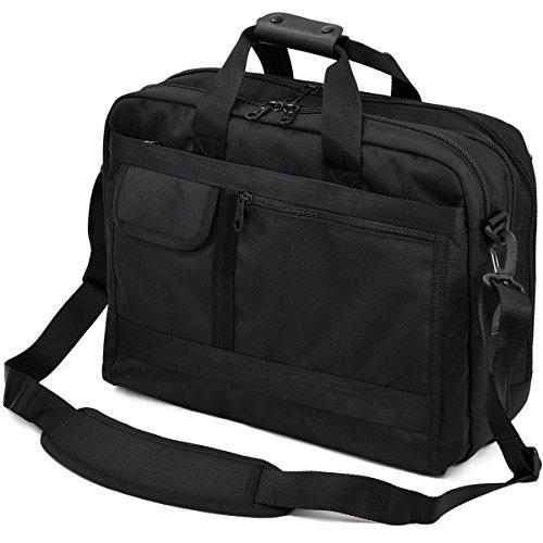 [ヘクサー]2WAY ビジネスバッグ 大容量 B4 サイズ対応 USBポート付き 撥水 ブラック