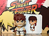 Street Fighter Ryu Collectible Mini Figure by Kidrobot–ホワイト