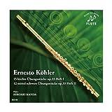 ケーラー:15のやさしい練習曲 作品33-1&12の中級練習曲 作品33-2