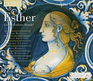 Handel: Esther, The Sixteen Edition