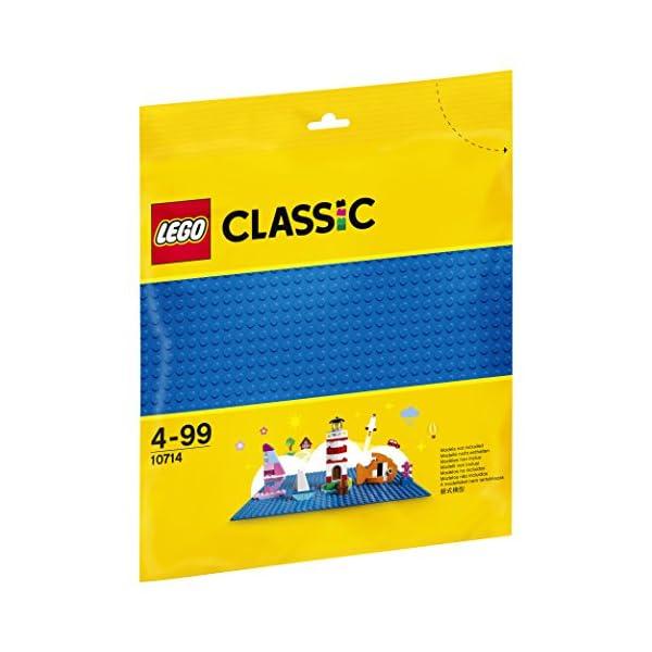 レゴ(LEGO) クラシック 基礎板 <ブルー...の紹介画像2