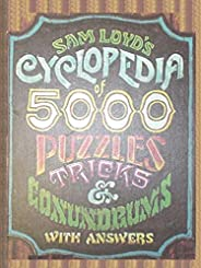 Sam Loyd's Cyclopedia of 5000 Puzzles Tricks and Conundrums with Ans
