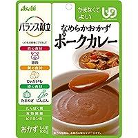 バランス献立 なめらかおかず ポークカレー 100g 188526 (アサヒグループ食品) (食品・健康食品)