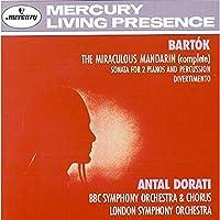 Bartok: Miraculous Mandarin