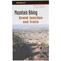 Book: Mountain Biking Grand Junction One Color, One Size by Falcon Guide