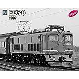 KATO Nゲージ ED70 3082 鉄道模型 電気機関車