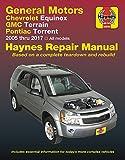 GM: Chevrolet Equinox (05-17), GMC Terrain (10-17) & Pontiac Torrent (06-09) Haynes Repair Manual (Haynes Automotive)