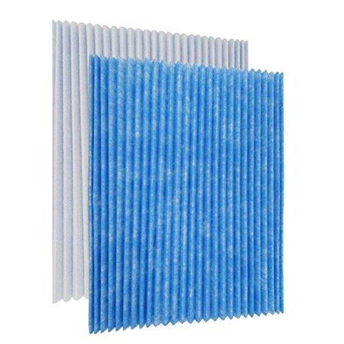 空気清浄機 フィルター 対応 KAC979A4と後継品 KAC998A4 交換用プリーツフィルター 互換品 3枚入り