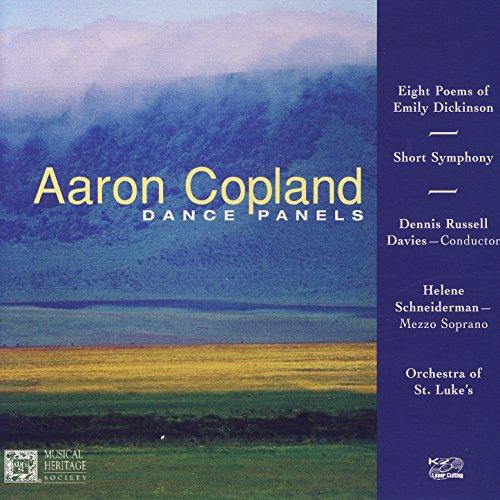 Aaron Copland: Dance Panels