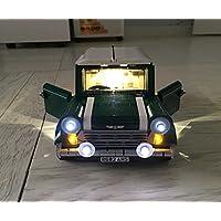 LEGO レゴ クリエイター 10242 互換 ミニクーパーMk VII LED ライト キット