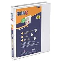 QuickFit 2インチheavy-dutyファイルバインダー 5/8-Inch