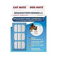 Cat Mate Replacement Filter Cartridges 4-Count [並行輸入品]