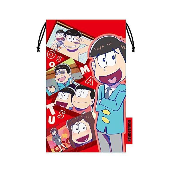 おそ松さん クリーナー巾着 ( ゲーム機用 ) ...の商品画像