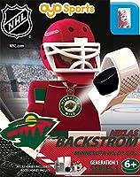 OyoスポーツMinnesota Wild NHL Mini Figures–ホームジャージー
