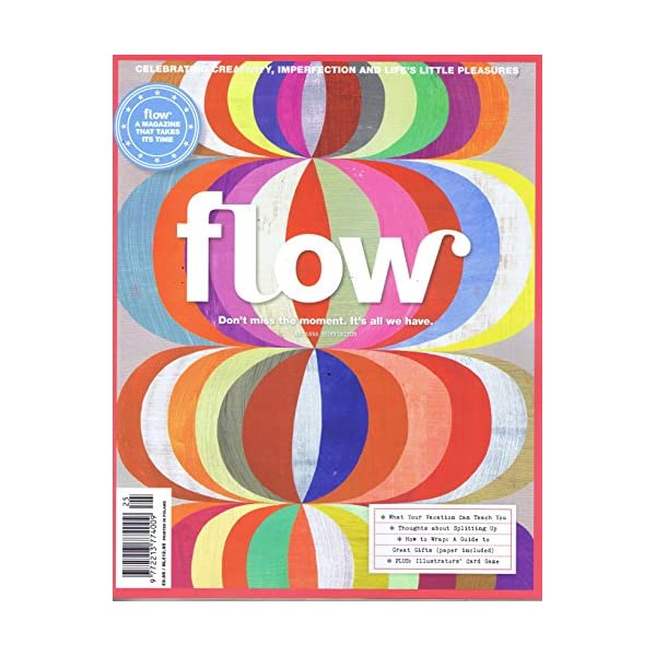 Flow [NL] No. 25 2018 (単号)の商品画像