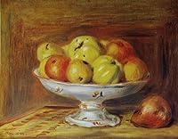 ルノワール リンゴ 4号 額タイプL