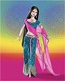 バービー人形Barbie Collector Diwali Barbie Doll Festivals Of The World [並行輸入品]