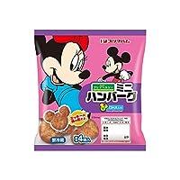 【冷蔵】 プリマハム ディズニーミニハンバーグ64g 【10パック】