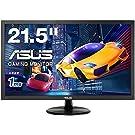 ASUS ゲーミングモニター 21.5型FPS向き/1ms/TN/HDMI×1/D-sub/スピーカー内蔵/ブルーライト軽減/VESA/3年…
