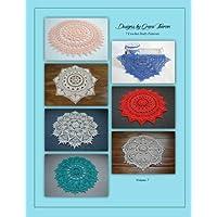 Designs by Grace Fearon, Volume 7: 7 Crochet Doily Patterns