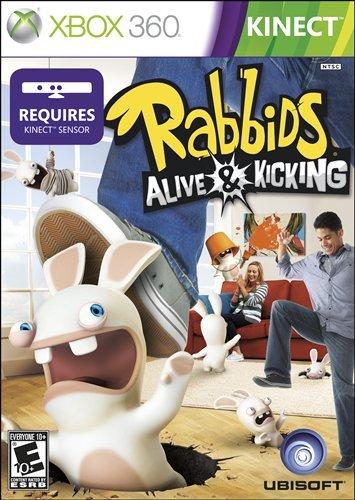 Rabbids: Alive & Kicking (輸入版)