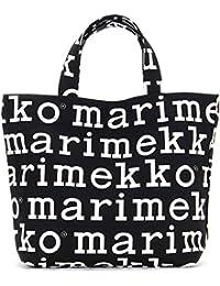 マリメッコ marimekko バッグ トートバッグ ヴェロニカ キャンバス アジア限定 マリロゴ VERONIKA 041964-910 [並行輸入品]
