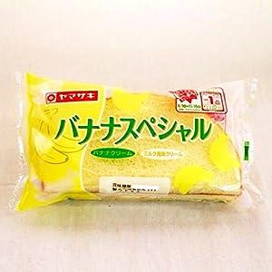 ヤマザキ バナナスペシャル 山崎製パン横浜工場製造品 ×3個セット