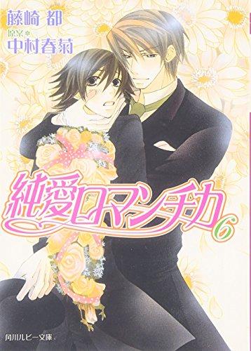 純愛ロマンチカ6 (角川ルビー文庫)の詳細を見る