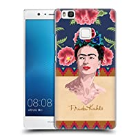 Official Frida Kahlo レッド ポートレイト ハードバックケース Huawei P9 Lite / G9 Lite