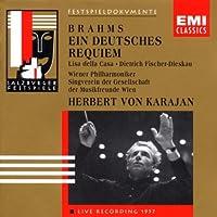 Brahms: Deutsches Requiem / von Karajan