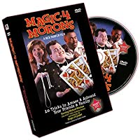 Magic 4 Morons - DVD by Nemours Marketing Inc. - Scott [並行輸入品]