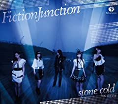 FictionJunction「stone cold」のジャケット画像