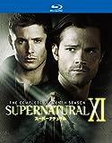 SUPERNATURAL XI <イレブン・シーズン> コンプリート・ボックス(4枚組) [Blu-ray]