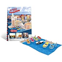 CubicFun 3d Puzzle - World style series deco 2