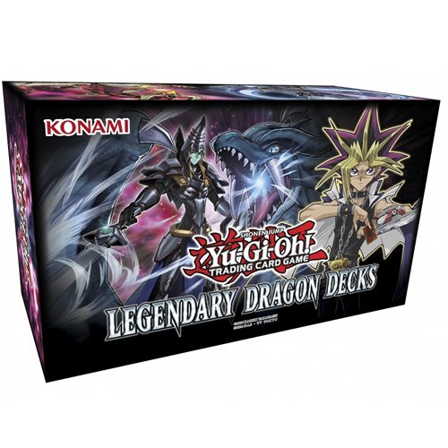 遊戯王Yu-Gi-Oh! Legendary Dragon Decks