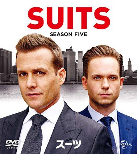 SUITS/スーツ シーズン5 バリューパック [DVD]