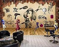 Minyose 壁紙 カスタム3D壁画壁紙ヨーロッパスタイルローズフラワーつる壁絵画リビングルームテレビの背景3D壁紙
