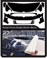 Volkswagen GTI 2ドア( 2010–2013) 3Mクリアブラペイント保護フィルムキット