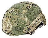 emersongear製サバゲー 装備 ヘルメット カバー タクティカル ヘルメットカバー 多目的多用途ヘルメットカバー/ AOR2